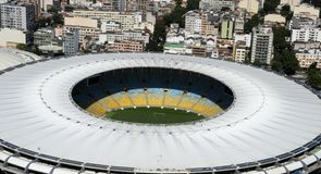 Maracana safety certificate will be issued