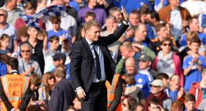 Moyes praises Everton squad