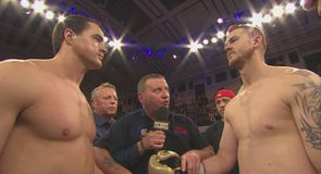 Prizefighter The Cruiserweights  - Quarter-Finals