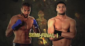 Prizefighter The Cruiserweights  - Semi Final 1