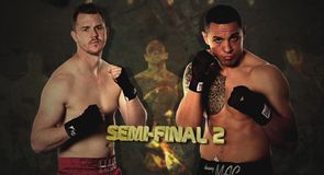 Prizefighter The Cruiserweights  - Semi Final 2