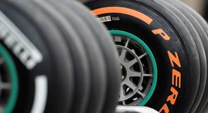 Pirelli to change tyres