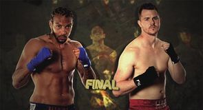 Prizefighter The Cruiserweights  - Final