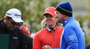 McIlroy - No rift with McDowell