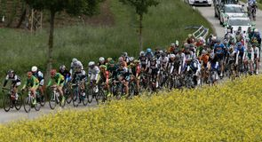 The opening stage of Bayern Rundfahrt saw the riders travel 193.8km from Pfaffenhofen to Muhldorf