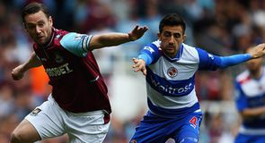 West Ham v Reading
