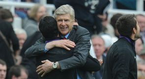 Wenger proud of team spirit