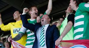 Yeovil heading for final