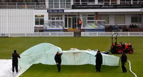 Grace Road match abandoned