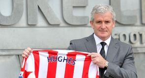 Critics fuel Hughes at Stoke