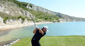 McDowell stunned by Thracian Cliffs