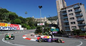Monaco GP - Practice 1 & 2 Highlights