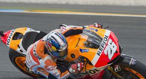 Pedrosa wins at wet Le Mans