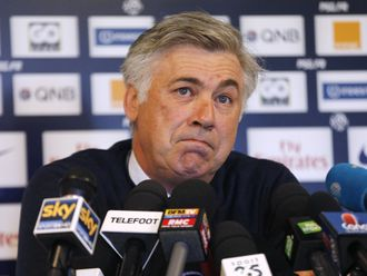 Ancelotti: Spanish ambitions