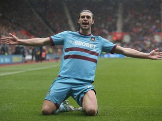 Carroll: Final outing in a Hammers shirt