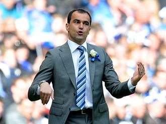 Martinez: Linked with a summer exit