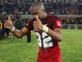 Khune: Up for four awards