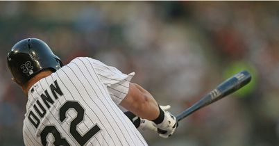 Adam Dunn Chicago White Sox 2013