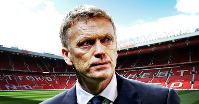 Moyes Starts Work At United