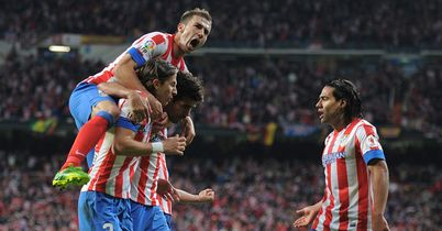 Atletico End Real Hoodoo To Lift Cup