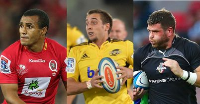 Super Rugby: Team of Round 13