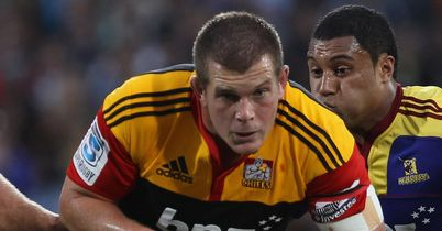 Rebels sign Chiefs prop