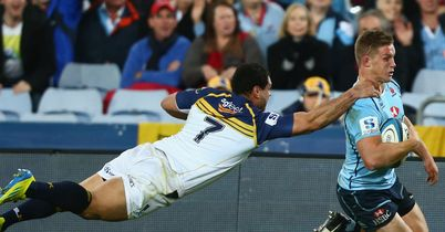 Waratahs beat the Brumbies