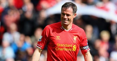 Emotional Farewell For Reds Legend Carra
