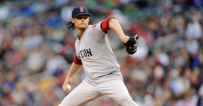 Clay Buchholz Boston Red Sox MLB