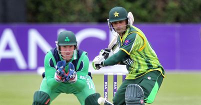 Ireland v Pakistan: First ODI tied on Duckworth-Lewis method