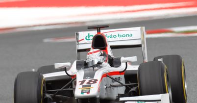 STEFANO COLETTI Rapax GP3 SPAIN