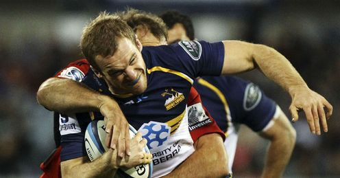 Pat McCabe Brumbies 2013
