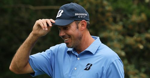 Kuchar hits the front at Colonial