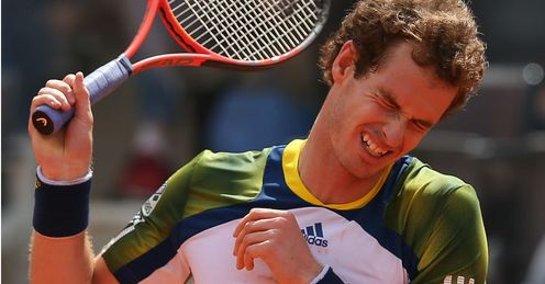 Andy Murray: said in Rome that he was 'unlikely' to play in the French Open