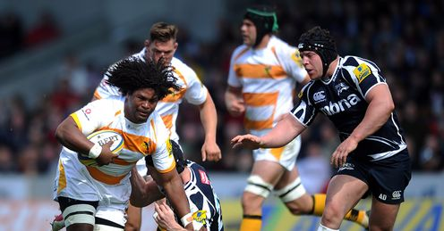 Ashley Johnson London Wasps Kearnan Myall Sale Sharks