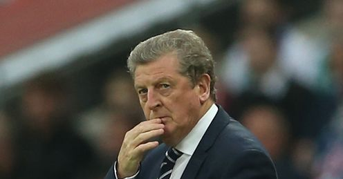 Hodgson: has big calls to make ahead of trip to Brazil