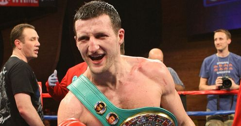 Froch: Desire and ambition unquestioned, says Jim