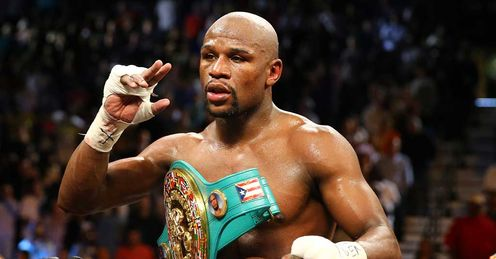 Floyd Mayweather: What next? Johnny Nelson has some ideas