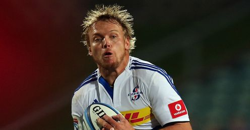 Joe Pietersen Stormers v Blues SR 2013