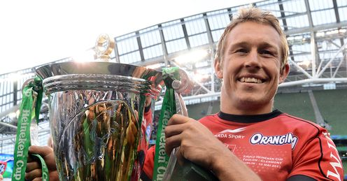 Jonny Wilkinson's goal kicking was the difference between winning and losing for Toulon