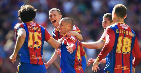Phillips: Fired Palace into the Premier League - now must help them stay there