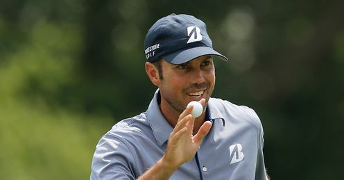 Kuchar looks steady at Colonial