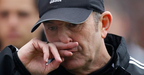 Tony Pulis: would have his work cut out to save Palace from the drop, says Jeff