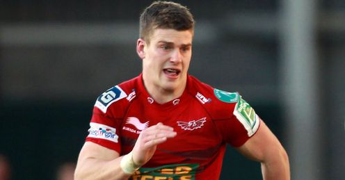 Scott Williams - Scarlets Heineken Cup