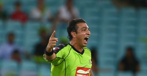 Azhar Mahmood Sydney Thunder Big Bash League
