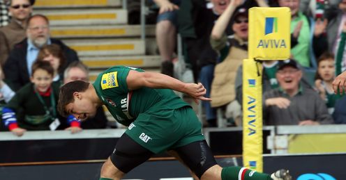 Ben Youngs  Leicester Tigers Aviva Premiership