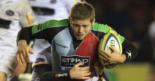 Brooker heads for Worcester