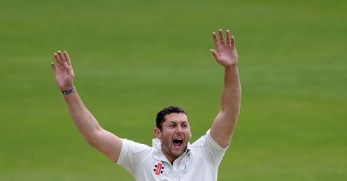 COUNTY TIM BRESNAN YORKSHIRE