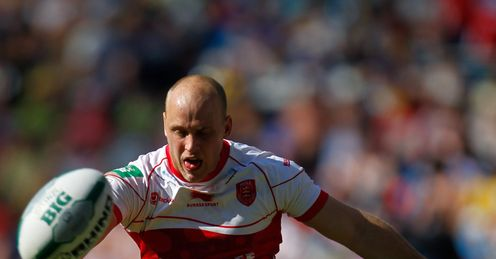 MAGIC WEEKEND HULL KR MICHAEL DOBSON