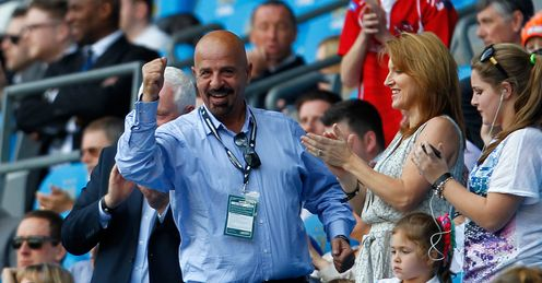 Salford owner Marwan Koukash has brought financial stability to the club